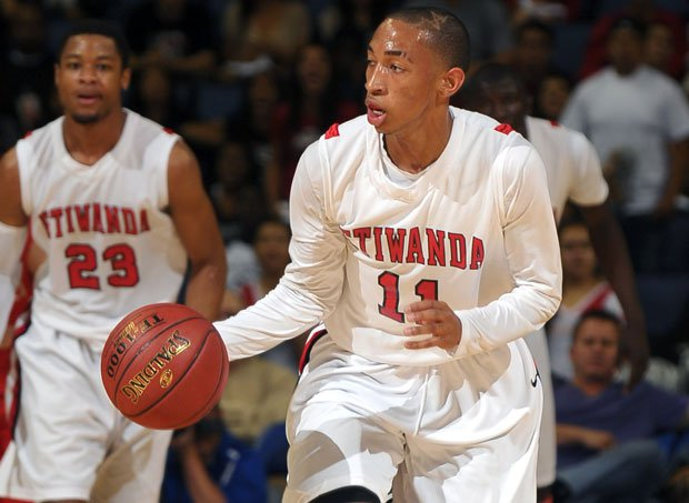 Jordan McLaughlin led Etiwanda to the Southern Section Division 1A crown.