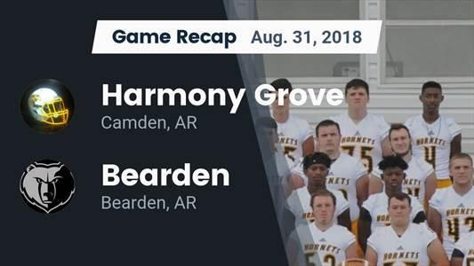 Football Game Preview: Bismarck vs. Harmony Grove