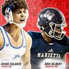 Celebrating Seniors: Top 100 high school athletes in the Class of 2020