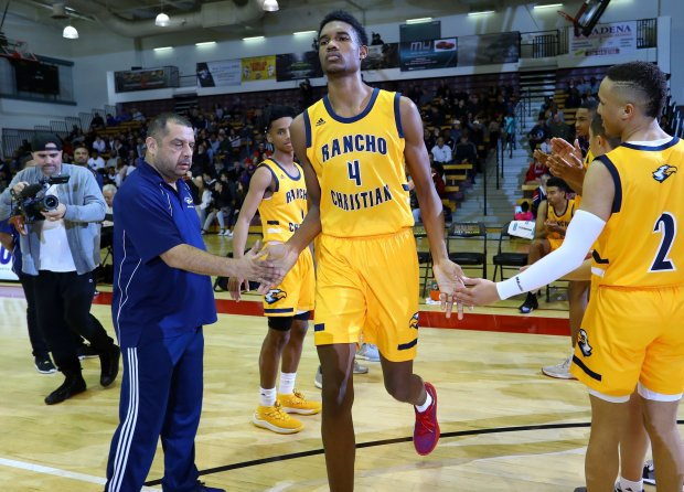 Top senior prospect Evan Mobley and Rancho Christian will play a pair of games in Springfield.