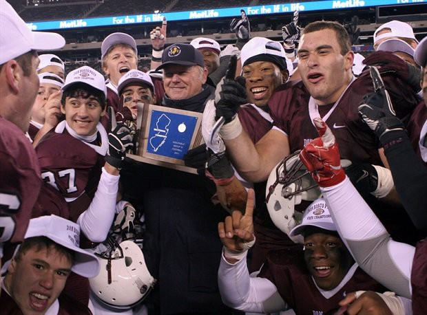 Don Bosco Prep's 2011 team is the 16th best team of all time.