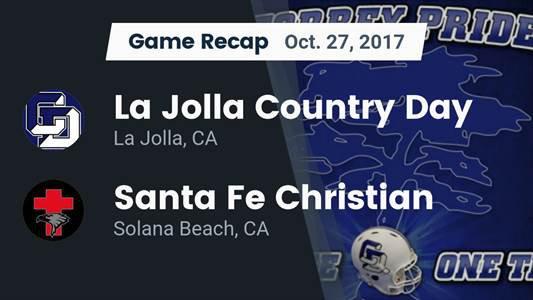 Football Game Recap: Southwest EC vs. Santa Fe Christian