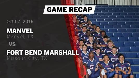 Football Game Preview: Temple vs. Manvel