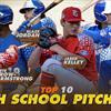 MLB Draft: Top 10 high school pitching prospects  thumbnail
