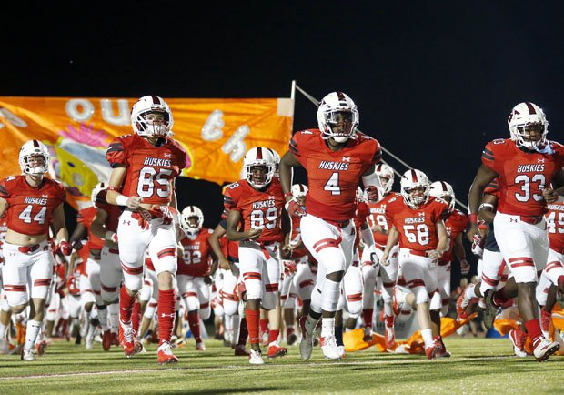 Hewitt-Trussville enters its stadium Friday for a televised showdown with Thompson.