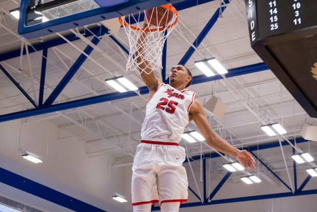 Baylor signee Tristan Clark is averaging 18.3 points, 11.2 rebounds, 2.0 blocked shots and 2.0 assists per game through six outings for No. 16 Wagner (San Antonio, Texas).
