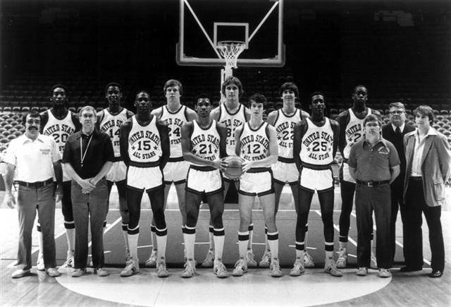 The 1981 team featuring Michael Jordan (No. 15) was one of the best.