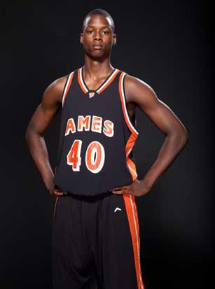 National Player of the Year Harrison Barnes