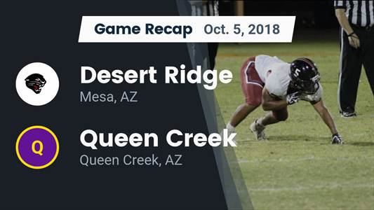 Queen creek flag football