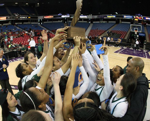 Sacred Heart Cathedral last won a state title was in 2008.