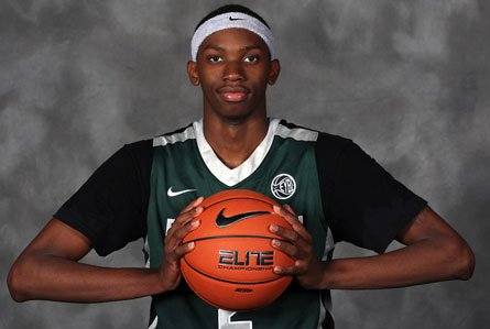 JaJuan Johnson has plenty of college options - and a backlog of text messages to prove it.