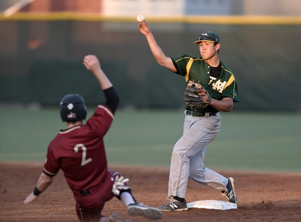 Zack Chan and Mira Costa lead the way among medium schools in the nation.