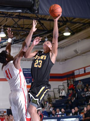 Ivan Rabb is averaging 25 points and 12  rebounds a game for Bishop O'Dowd.