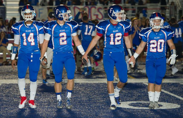 Folsom has passed every test so far this season.