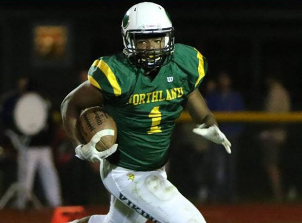 Northland senior John Branham Jr. had 2,121 all-purpose yards and 28 total touchdowns last season. Holds 14 offers including Pitt, Boston College, Cincinnati, Georgia Tech, Kansas and Kentucky.
