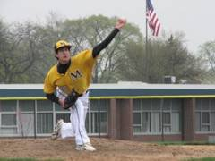 Brett Lilek can either choose to go toArizona State or the pro ranks.