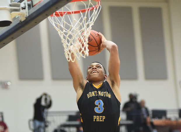 Five-star Keldon Johnson helps Huntington Prep rejoin the rankings.