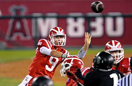 Mater Dei is projected to win the Pac-5 Division championship against Long Beach Poly on Saturday.