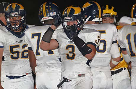 Oak Ridge finds itself in the top 25 for the first time this season after its third straight victory.