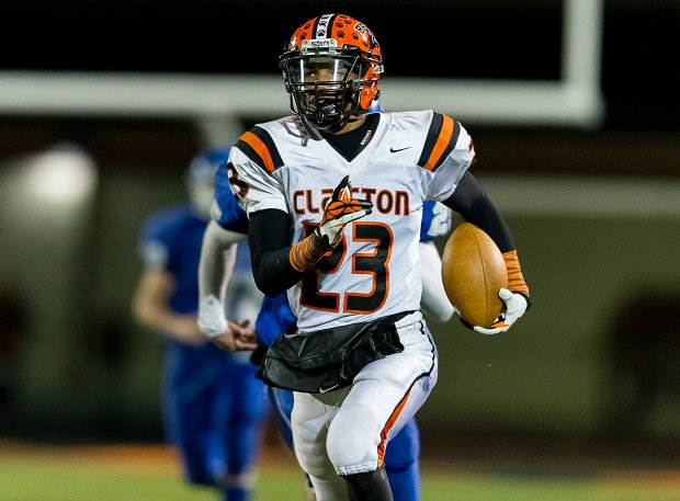 Tyler Boyd, now with the Cincinnati Bengals, was a MaxPreps Small School All-American after rushing for 2,584 yards and 43 touchdowns as a senior at Clairton.