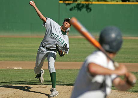 As a three-sport star at Pitman, Colin Kaepernick was just as impressive on the mound and on the basketball court as he was on the football field.