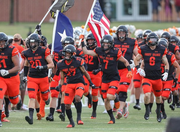 Rockwall took down Allen with a two-point conversion in the dying minutes to win 60-59.
