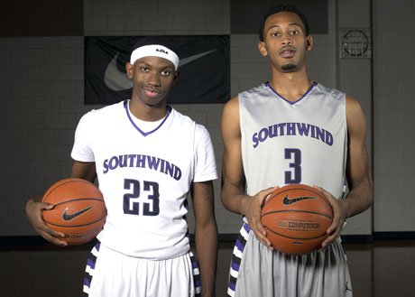 JaJuan Johnson, Johnathan Williams III and Memphis power Southwind will get a crack at Oak Hill Academy on Saturday at the Marshall County Hoopfest.