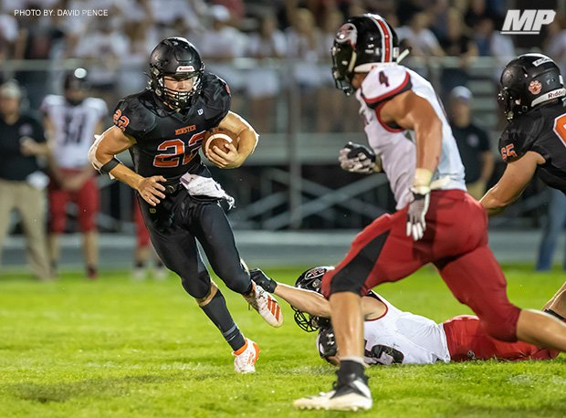 Minster (Division VI) and Fort Loramie (D-VII) are both among Ohio's top small school teams.