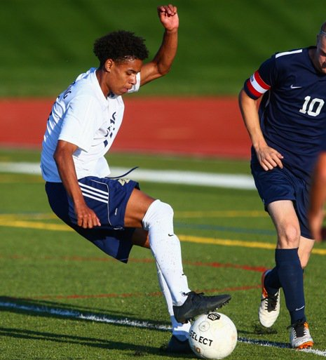 The powerful Class 5A Front Range League again will provide a spirited title chase. Senior Tajon Buchanan has scored 11 goals for Legacy, which is in the thick of the race.