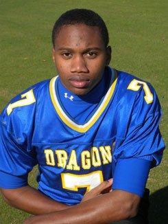 Jefferson High's Andre Davis.