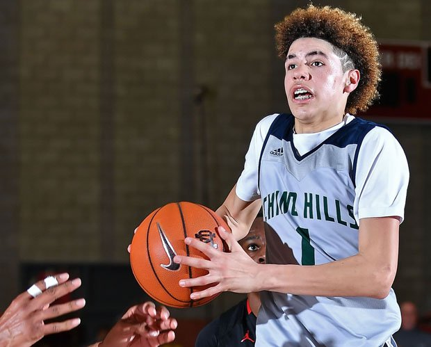LaMelo Ball led all scorers with 36 points.