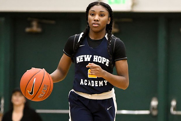 Kennedy Fauntleroy has already made a verbal commitment to play college basketball at Georgetown.
