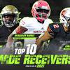 Top 10 wide receivers in the Class of 2021 thumbnail