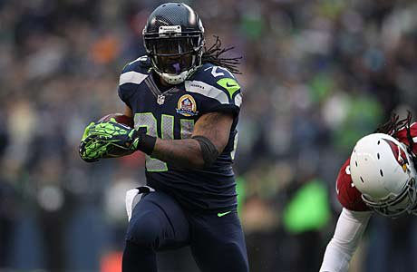 Marshawn Lynch, Seattle Seahawks