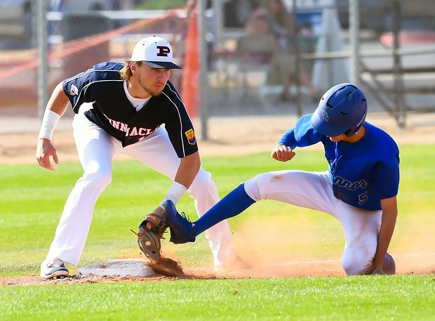 Pinnacle and O'Connor are both in the competitive Desert Valley League.