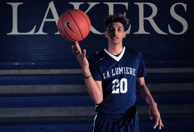 La Lumiere junior Brian Bowen was the MVP of the Coventry Health Tournament of Champions over the weekend.