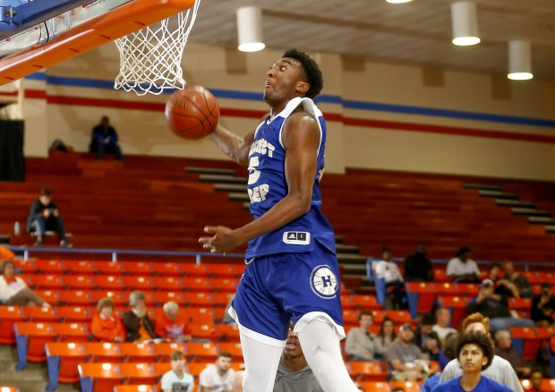 The MaxPreps Freshman of the Year in 2016-17, Kyree Walker is living up to the hype in his first year at Hillcrest Prep in Arizona.