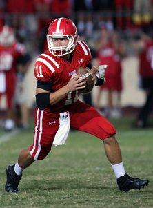 Brophy Prep quarterback Tyler Bruggman is headed to WSU.