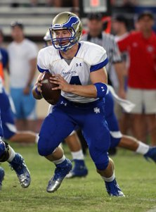 Santa Margarita's Johnny Stanton also rushed for 99 yards and two  scores.