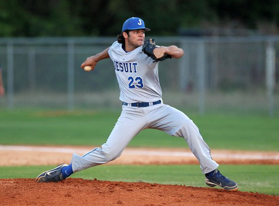 Lance McCullers, Jesuit - MaxPreps Medium Schools National Player of the Year.
