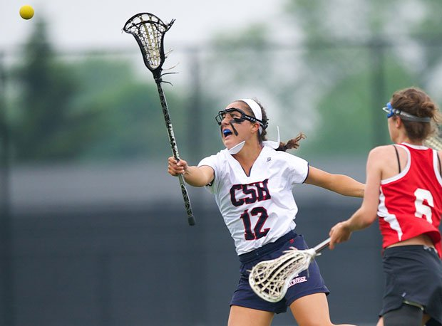 Holly Logan of Cold Spring Harbor is one of many prolific New York lacrosse players to watch for this season.