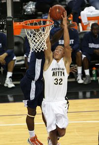 Aaron Gordon starred for USA Basketball's U16 team over the summer.