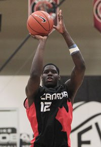 Anthony Bennett (pictured) and Brandon Ashley will team to give Findlay Prep the nation's top frontcourt.