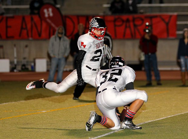 Palos Verdes has jumped into the SoCal Division II rankings.