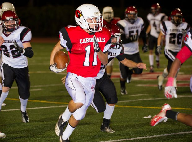 B.J. Murillo and Bishop Diego still hold the top spot in the SoCal Division IV group.