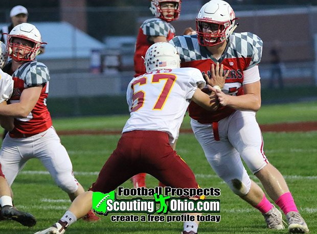 Fairbanks senior Sam Rengert holds 10 offers including West Virginia, Virginia, Purdue, Iowa State, Rutgers and Cincinnati.