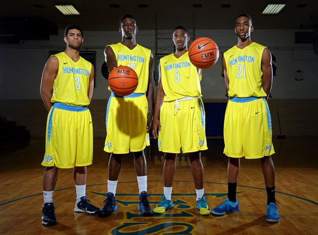 The Express will feature four Top 100 seniors on the roster this season in Josh Perkins, Angel Delgado, JaQuan Lyle and Jalen Lindsey.
