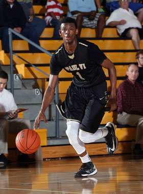 Franklin Howard helped Paul VI notch wins over Oak Hill Academy and Montverde Academy last season.
