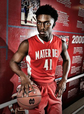 Of all the stars that have passed through Mater Dei during the Gary McKnight era, Johnson has a chance to leave with the glossiest resume.
