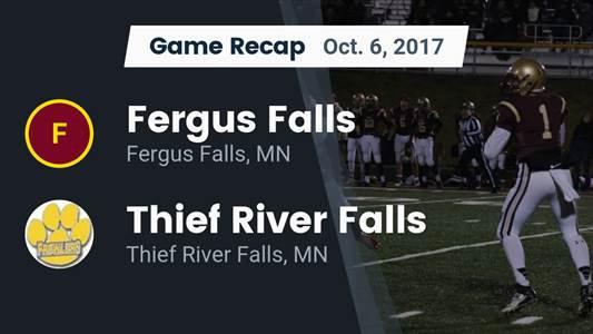 Football Game Preview: East Grand Forks vs. Fergus Falls